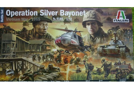 1/72 Operation Silver Bayonet Vietnam 1965