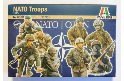 1/72 NATO troops 80s