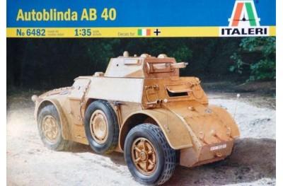 1/35 Autoblinda AB 40