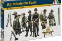 1/35 US infantry on board