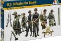 1/35 US infantry on board