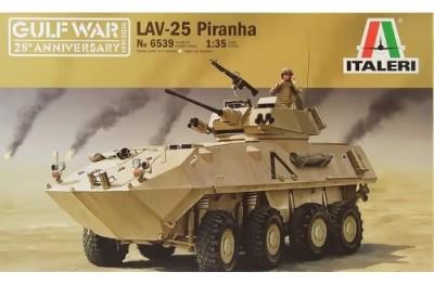 1/35 LAV-25 Piranha Gulf War