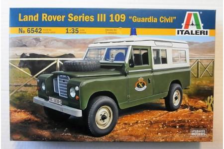 1/35 Land Rover Guardia Civil