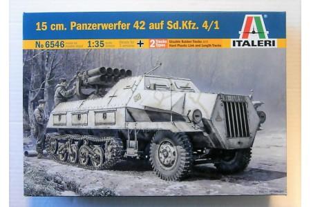 1/35 Panzerwerfer 42 auf Sdkfz 4/1