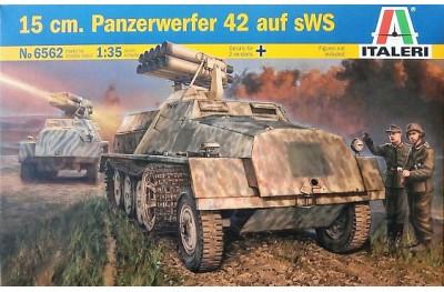 1/35 Panzerwerfer 42 auf SWS