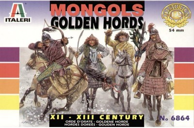 1/32 Mongols Golden Hords