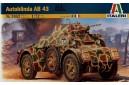 1/72 Auto Blinda AB-43