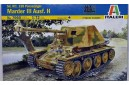 1/72 Sdkfz 138 Marder III Ausf H w/ 2 soldiers