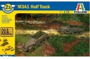 1/72 M3A1 Hafl track (Easy kit - 2 in 1)