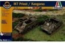 1/72 M7 Priest / Kangaroo (Easy kit - 2 in 1)