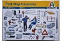 1/24 Truck shop accessories