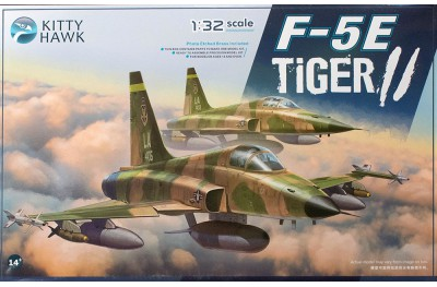 1/32 F-5E Tiger II fighter