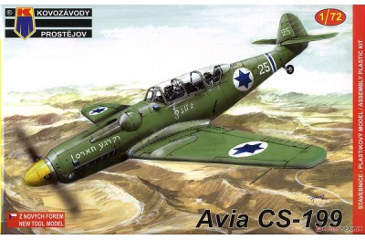 1/72 Avia CS-199
