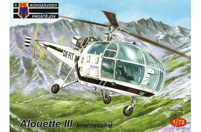 1/72 Alouette III International