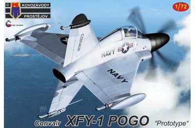 1/72 Convair XFY-1 POGO