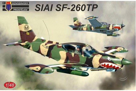 1/48 SIAI SF-260TP Light Attacker