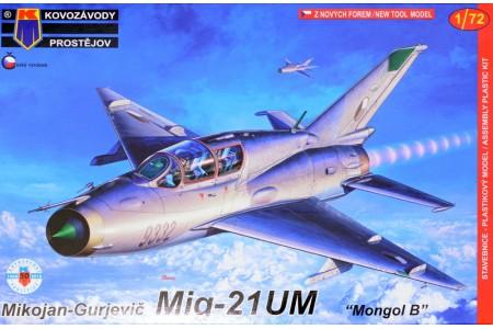 1/72 MiG-21UM Mongol B