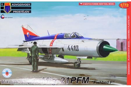 1/72 MiG-21PFM Fishbed F