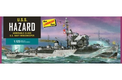 1/144 (1/125) US Admirable class Minesweeper