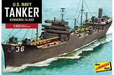 1/550 (1/525) US Navy Tanker