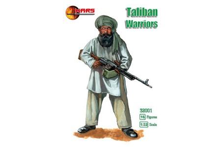 1/32 Taliban warriors