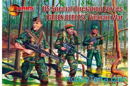 1/32 Green Berets Vietnam war