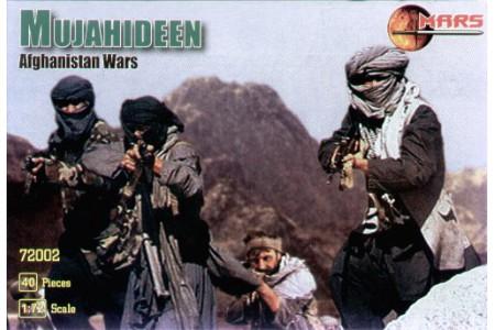 1/72 Mujahideen Afghan war