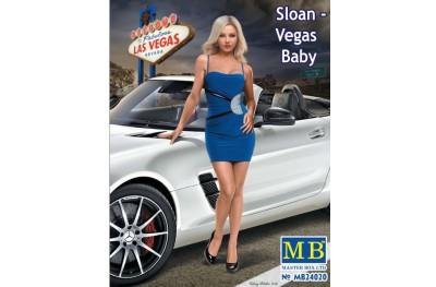 1/24 SLOAN Vegas baby
