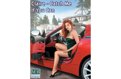 1/24 CLAIRE catch me if you can