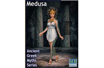 1/24 MEDUSA Ancient Greek Myth