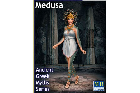 1/24 MEDUSA Ancient Greek Myth