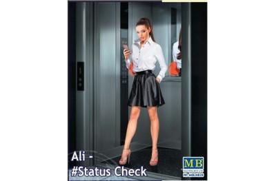 1/24 ALI Status check