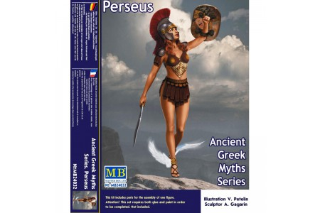 1/24 PERSEUS Ancient Greek Myth