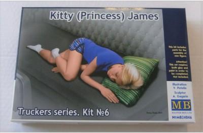 1/24 Kitty James