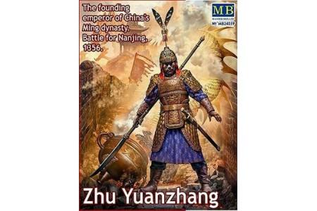 1/24 Zhu Yuan Zhang