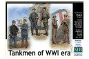 1/35 Tankmen of WWI era