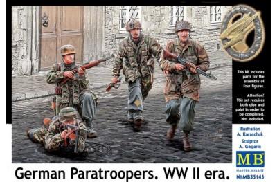 1/35 German paratroopers WWII era