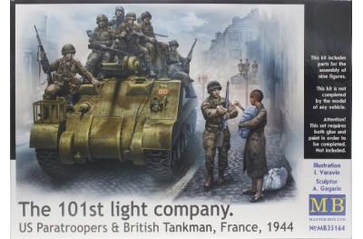 1/35 The 101st light company