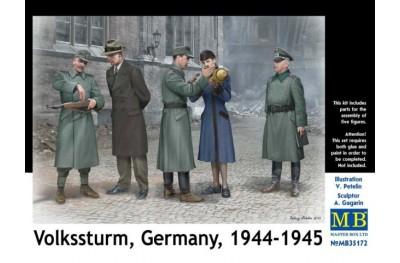 1/35 Volkssturm Germany 1944-1945