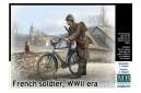 1/35 French soldier WWII era