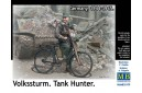 1/35 Volkssturm tank hunter w/ bicycle
