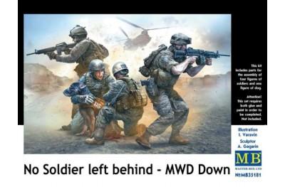 1/35 No soldier left behind MWD down