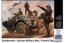 1/35 Bundeswehr German Military men present day