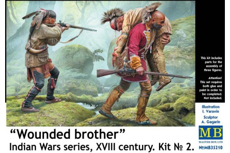 1/35 Wounded brother