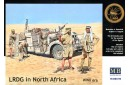 1/35 LRDG in North Africa WWII