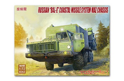 1/72 Russian BAL-E missile system