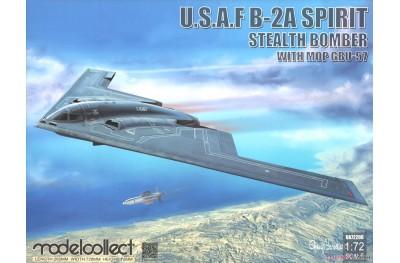 1/72 B-2A Spirit w/ GBU-57 bombs
