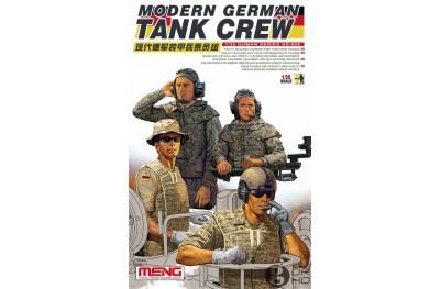 1/35 Modern German tank crew