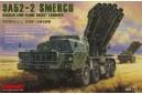 1/35 Russian long range rocket launcher SMERCH