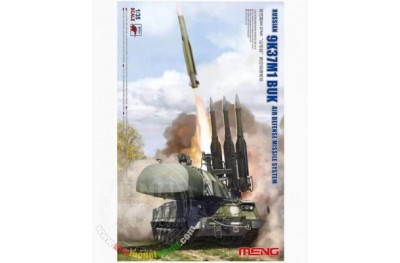 1/35 Russian 9K37M1 BUK air defense system